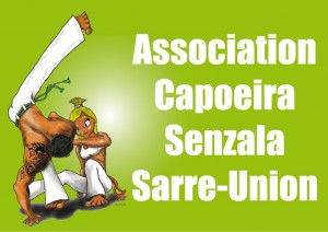 Logo Association capoeira senzala Sarre-Union