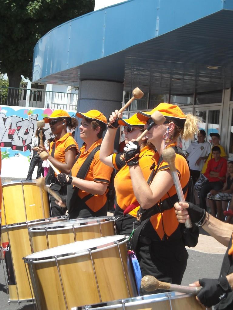 surdo : percussion brésilienne