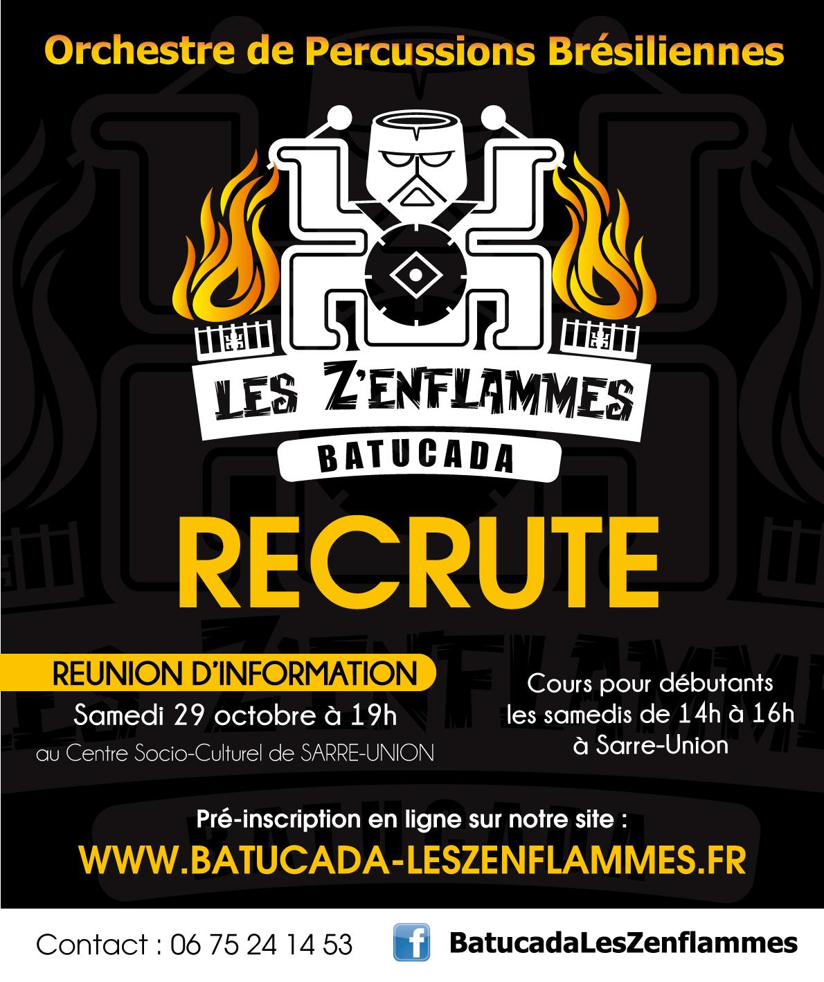 recrutement 2016